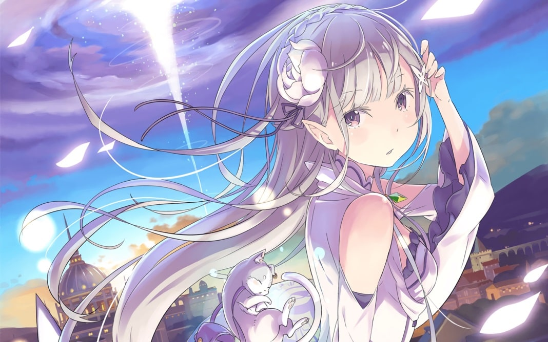 "Re:Zero – ""Dark Souls series the animation"""